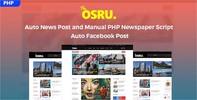 Thumbnail Osru - Auto News Post  SCRIPT