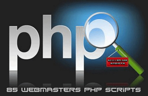 Pay for 85 PHP Scripts Collection for Webmasters