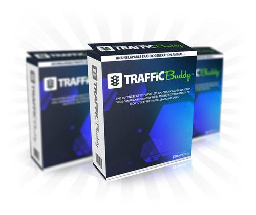 Pay for TrafficBuddy  wp plugin- Unlimited License