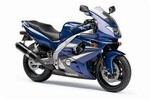 Thumbnail Yamaha YZF600R 1995-2007 Service Shop Manual
