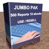 Thumbnail JUMBO PAK - 500 REPORTS