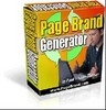 Thumbnail Page Brand Generator  - (w/Resale Rights) Only $1.50!