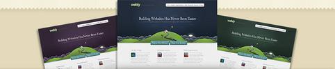 Thumbnail Download Webly WordPress Theme