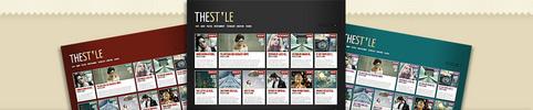 Thumbnail Download TheStyle WordPress Theme