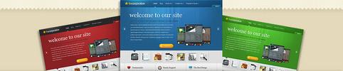 Thumbnail Download TheCorporation WordPress Theme