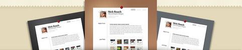 Thumbnail Download My Resume WordPress Theme