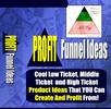 Thumbnail Download Profit Funnel Ideas With PLR