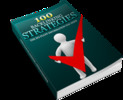 Thumbnail Downlaod 100 Backlinking Strategies Ebook With PLR
