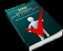 Thumbnail Downlaod 100 Backlinking Strategies Ebook With PLR