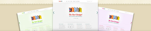 Thumbnail Downloa LeanBiz WordPress Theme