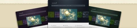 Thumbnail Download Envisioned WordPress Theme