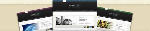 Thumbnail Download eNews WordPress Theme