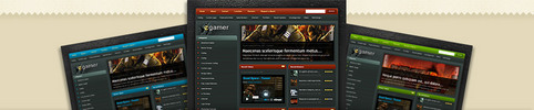 Thumbnail Download eGamer WordPress Theme