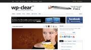Thumbnail WP-Clear WordPress Theme Download