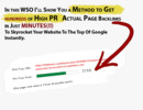 Thumbnail Get unlimited PR-7 actual page dofollow backlinks