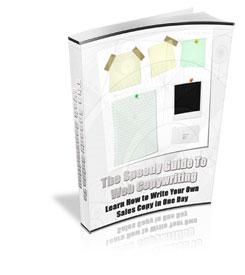 Thumbnail The Speedy Guide to Web Copywriting