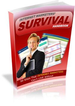 Thumbnail Internet Marketers Survival Handbook