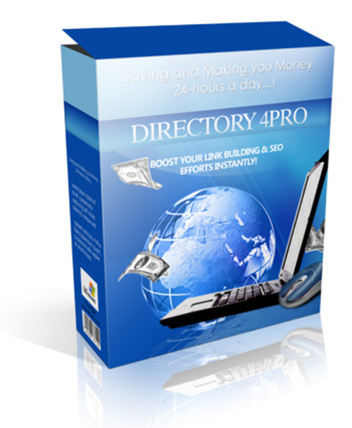 Pay for Download Directory4Pro - Directory Submitter