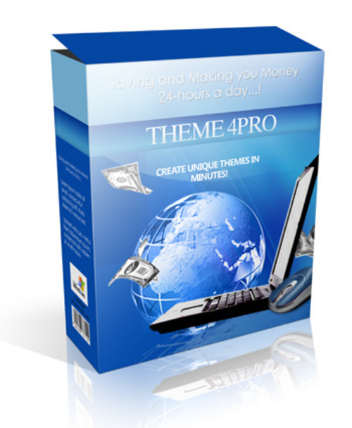 Pay for Theme4Pro - Create Unique Themes in Minutes
