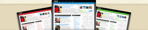 Pay for Download WhosWho WordPress Theme
