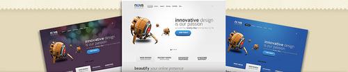 Pay for Download Nova WordPress Theme