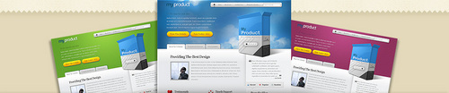 Pay for Download MyProduct WordPress Theme