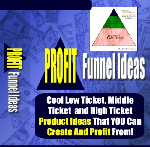 Pay for Download Profit Funnel Ideas With PLR