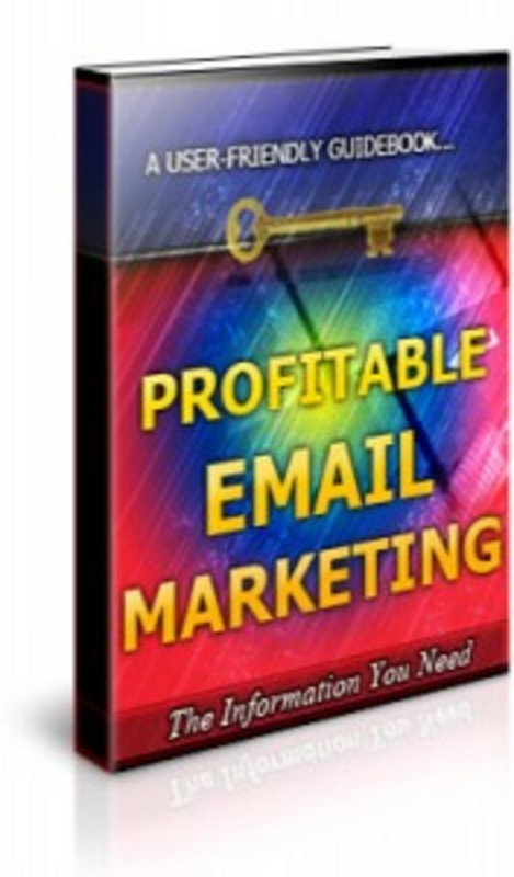 Pay for Profitable Email Marketing Ebook With PLR