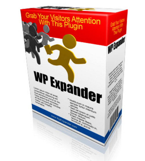 Pay for WP Expander WP Plugin With Resale Rights