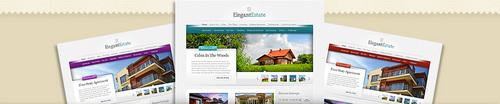 Pay for ElegantEstate Real Estate WordPress Theme
