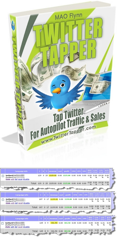 Pay for Make 5K Per Month Autopilot Cash Machine With Twitter