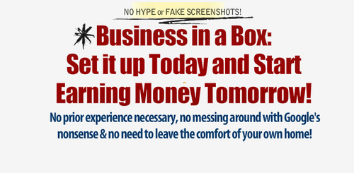 Pay for The SFR Method - Set it up today and start earning money tom