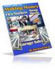 Thumbnail Make Money Through Flea Markets & Garage Sales