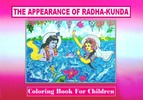 Thumbnail Appearance of Radha Kunda Coloring Book
