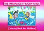 Thumbnail Appearance of Radha Kunda Coloring Book
