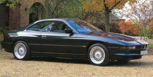 Pay for 1989-1996 BMW 8-Series (E31) Workshop Repair Service Manual