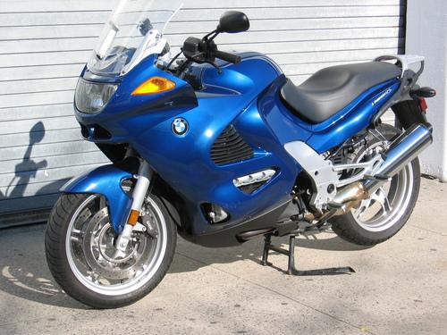 1996-2005 BMW K1200RS Motorcycle Workshop Repair Service Manual