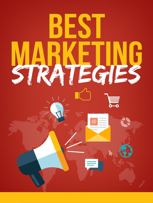 Pay for THE BEST MARKETING STRATEGIES