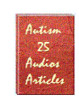 Thumbnail PLR 25 Autism Audio Articles