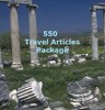 Thumbnail 550 Travel Articles Package PLR