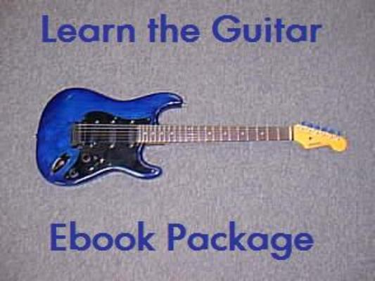 Pay for Guides to Learning the Guitar Package PLR