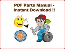 Thumbnail 1953 - 1959 FORD TRACTOR MODELS - NAA 501 600 700 800 900 1801 MASTER PARTS CATALOG MANUAL - PDF ( 53 1954 1955 1956 1957 1958 59 ) - DOWNLOAD !