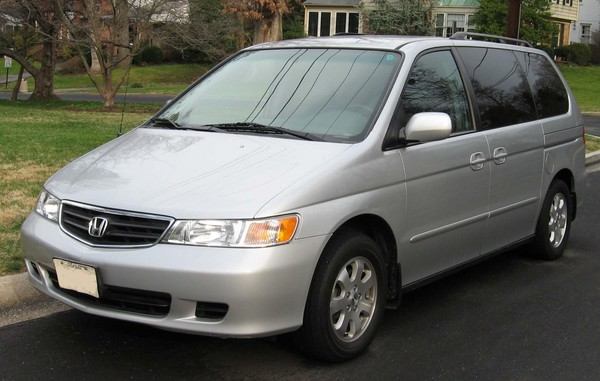 Honda Odyssey Repair Manual / Maintenance 1999 - 2004