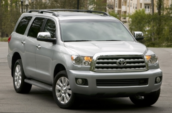 Toyota Sequoia Factory Service Repair Manual 2001 - 2007