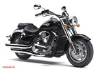 Thumbnail Kawasaki Vulcan 1700 Voyager ABS Owners Manual 2009