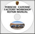 Thumbnail PORSCHE CAYENNE 2003 2004 2005 2006 2007 2008 SERVICE REPAIR FACTORY WORKSHOP MANUAL - AS USED AT PORSCHE DEALERSHIP GARAGE - RARE CHANCE TO OWN THE MANUAL