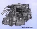 Thumbnail MITSUBISHI DIESEL ENGINE L2A L2C L2E L3A L3C L3E SERVICE WORKSHOP REPAIR SHOP FIX MANUAL