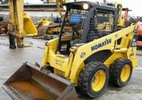 Thumbnail KOMATSU SKID STEER LOADER SK SK714 SK815 SK714-5 SK815-5 SK815-5 TURBO SERVICE SHOP WORKSHOP MANUAL