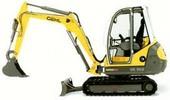 Thumbnail GEHL 342-362 Mini-excavator PART PARTS MANUAL
