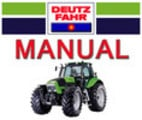 Thumbnail DEUTZ FAHR TRACTOR AGROTRON 80 85 90 100 105 MK3 WORKSHOP MA